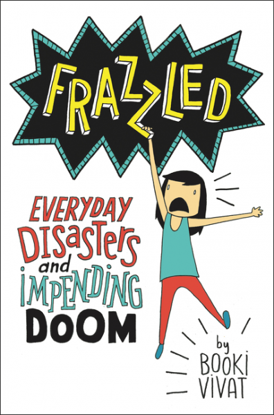 Frazzled-book