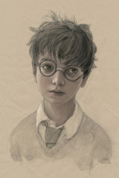 HPILLUSTRATED_B_Art_Harry