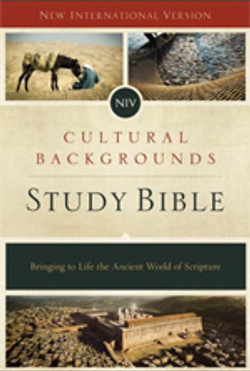 Cultural-Backgrounds-Bible