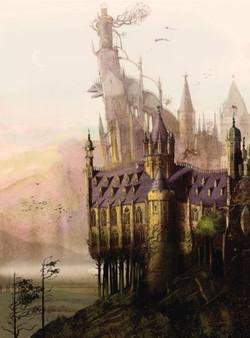 HPILLUSTRATED_B_Art_Hogwarts