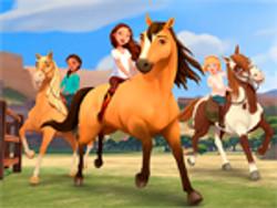 Spirit-Riding-Free