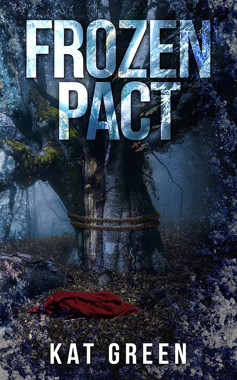 Signed Paperback-Frozen Pact