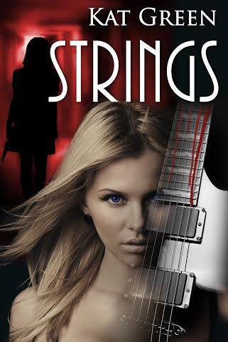 Signed Paperback - Strings