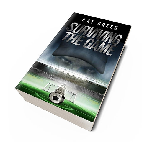 Signed paperback - Surviving The Game