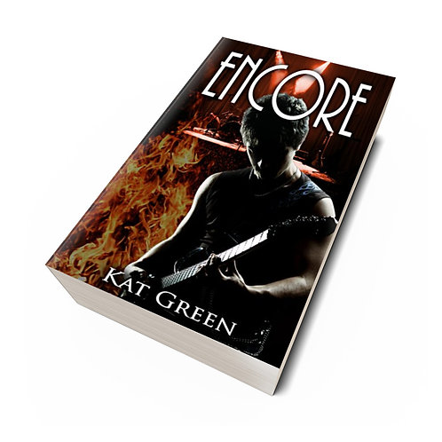 Signed paperback - Encore