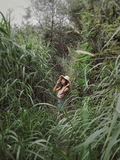 寫真拍攝「貓樣女孩—太平洋の味」