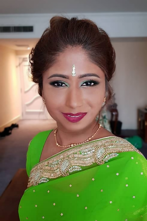 Indian Makeup Service in KL