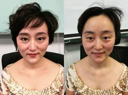 Huawei Annual Dinner Makeup