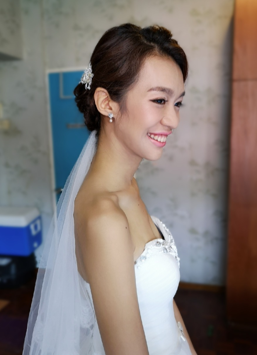 Bridal Makeup in KL
