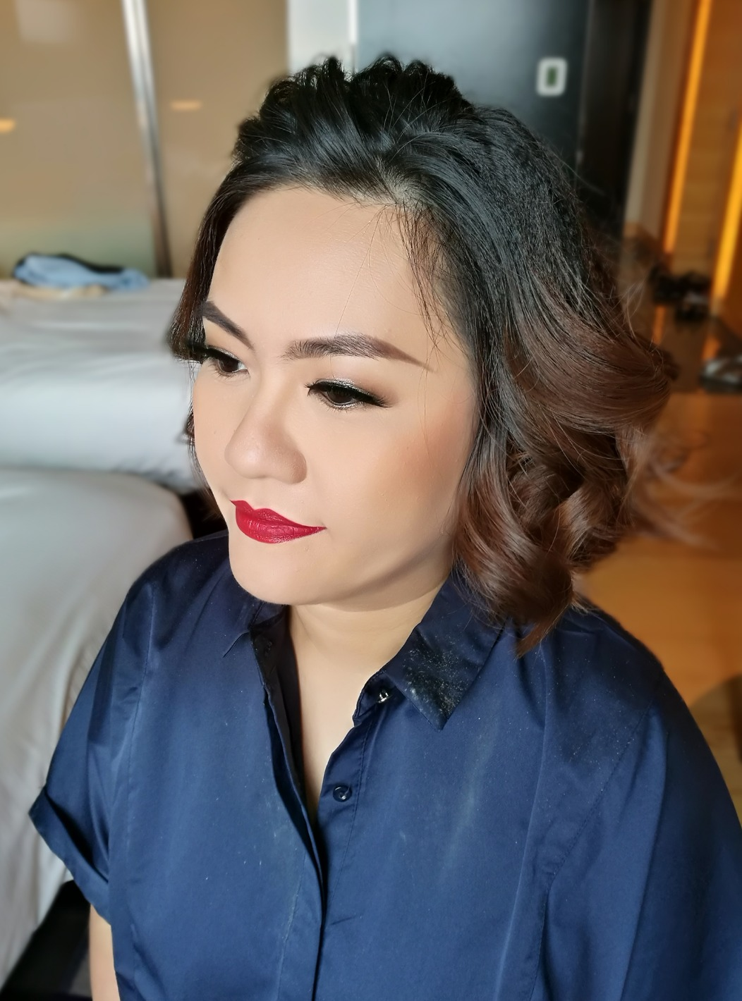 Annual Dinner Makeup Service in KL