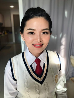 Themed Makeup Service in KL