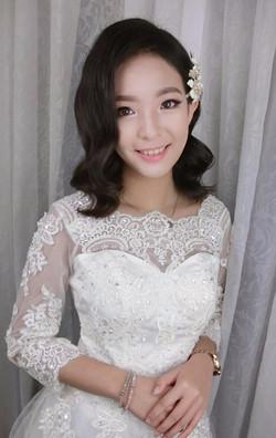 Bridal Makeup Service In Malaysia