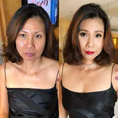 """Personal Makeup and Hairdo Services in Klang Valley 