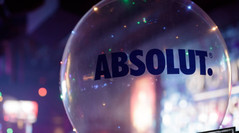 Absolut Uncover Launching Event Malaysia in Fuze KL
