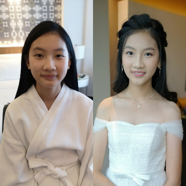 Prom Makeup Service