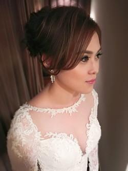 Bridal Makeup Service in KL