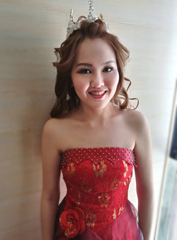 Bridal Makeup in Klang Valley
