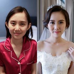 Bridal Makeup in KL
