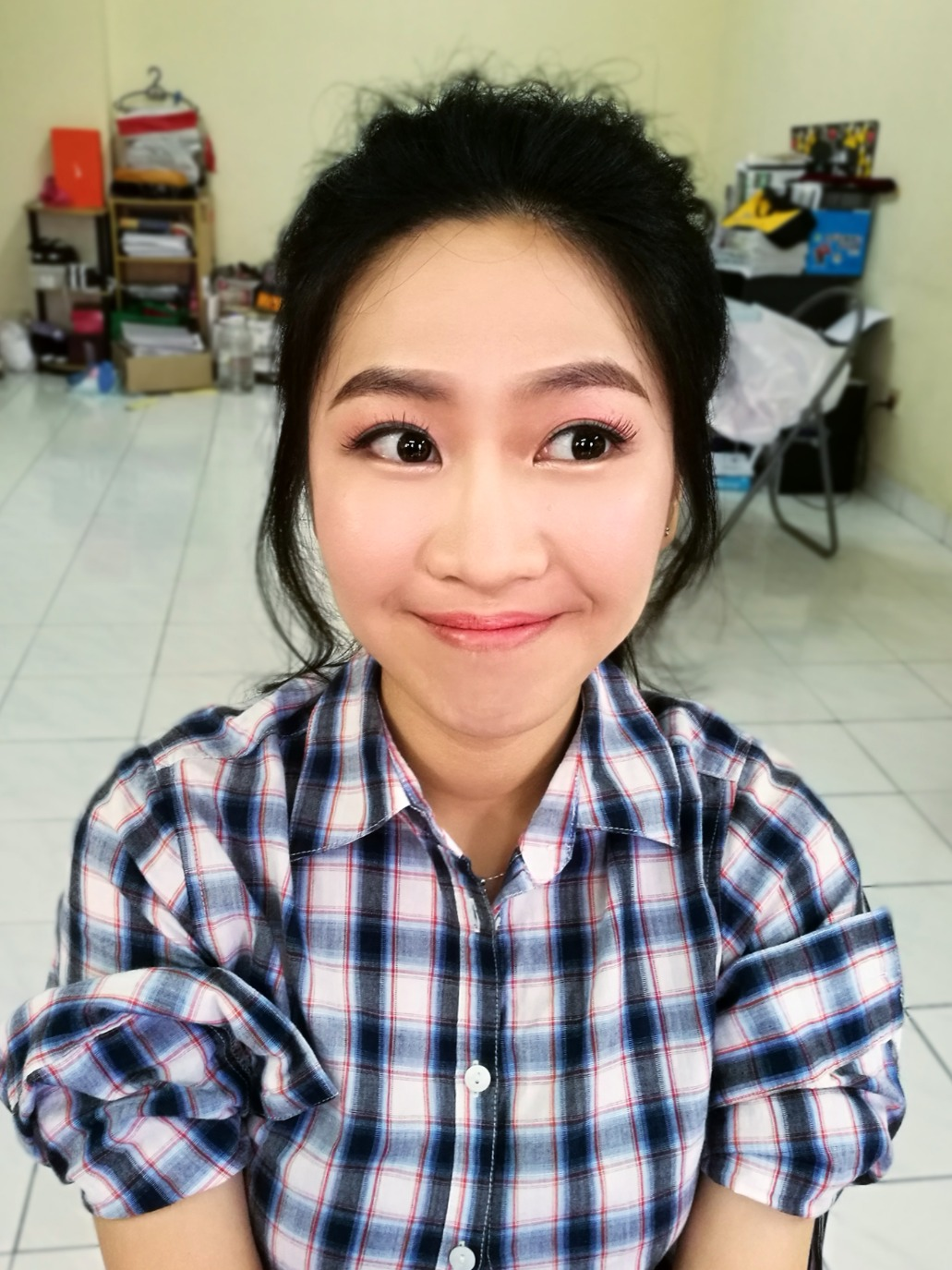 Prom Makeup in KL
