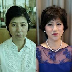 Dinner Makeup Service in Malaysia