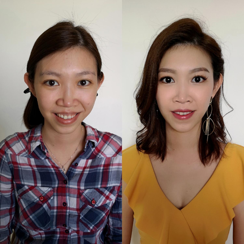 Dinner Makeup Service KL