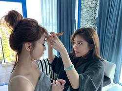 Photography Makeup in Taiwan