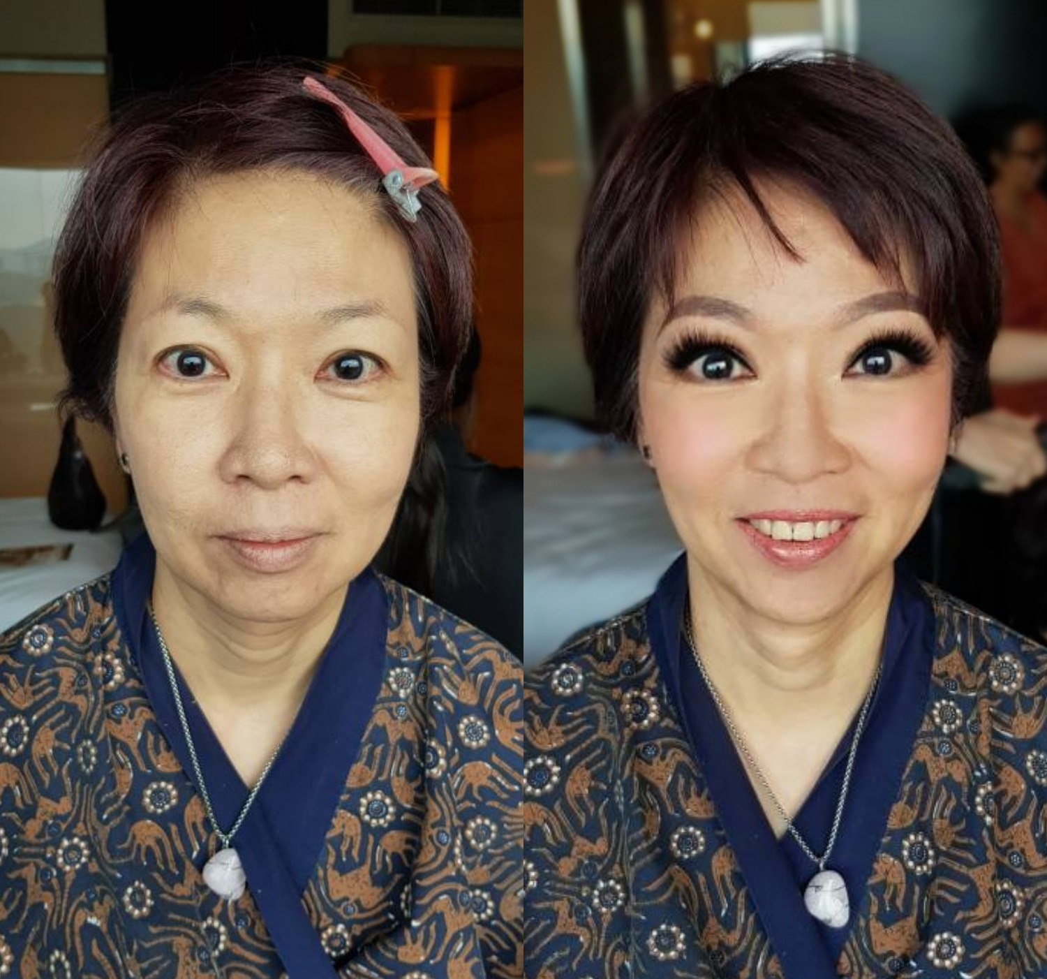 Annual Dinner Makeup in KL