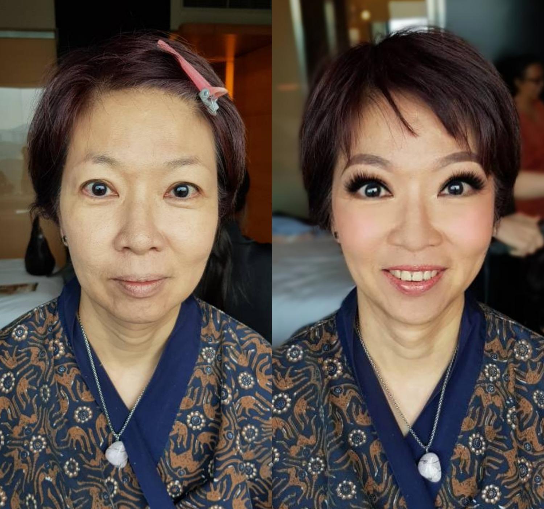Annual Dinner Makeup in KL