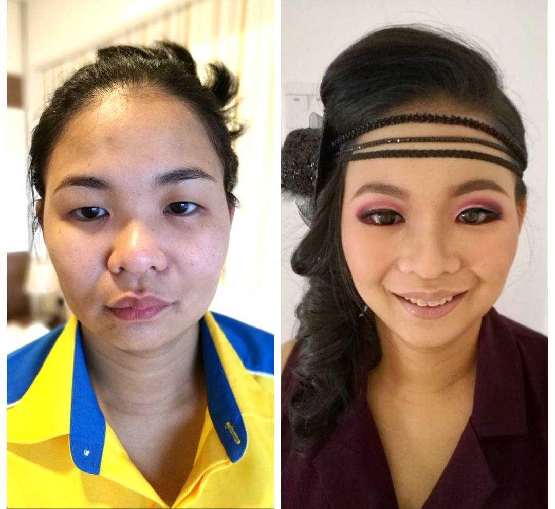 Themed Makeup