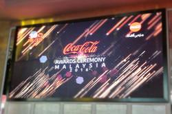Coca Cola Gala Dinner