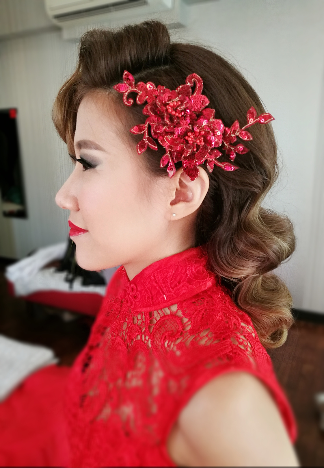 Bridal Makeup Service in KL