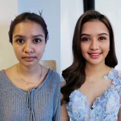 """ROM Makeup and Hairdo Services in Klang Valley 