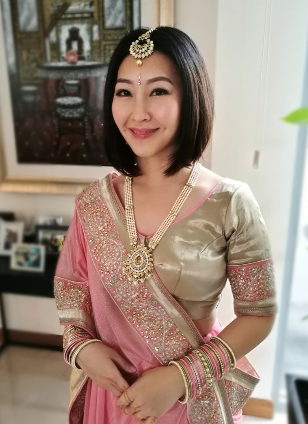 Indian Bridal Makeup KL