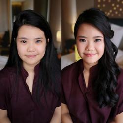 Graduation Makeup Service in KL
