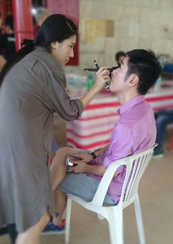 Photography Makeup Services in KL