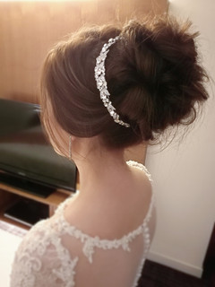 """Bridal Makeup and Hairdo Services in Klang Valley 