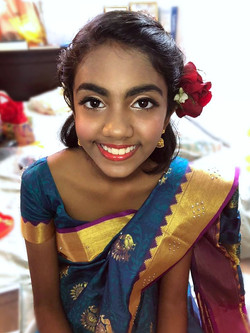 Indian Makeup KL