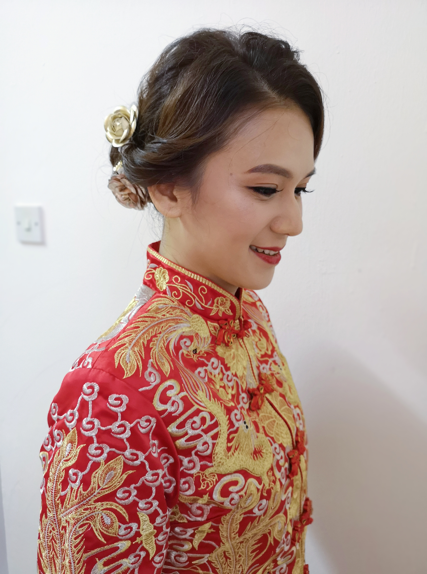 Bridal Makeup in Seremban