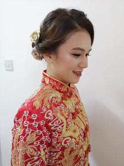 Bridal Makeup in Seremban