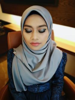 Dinner Makeup Service in KL