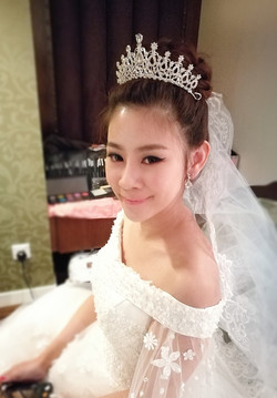 Bridal Makeup KL