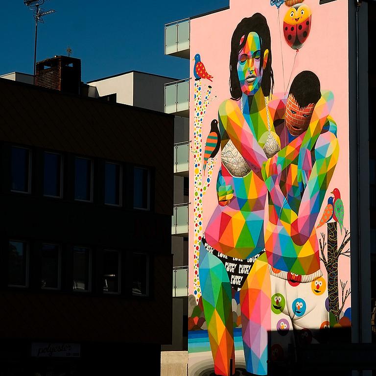 Streetart meet Photographie - Graffiti und Co. in Szene gesetzt