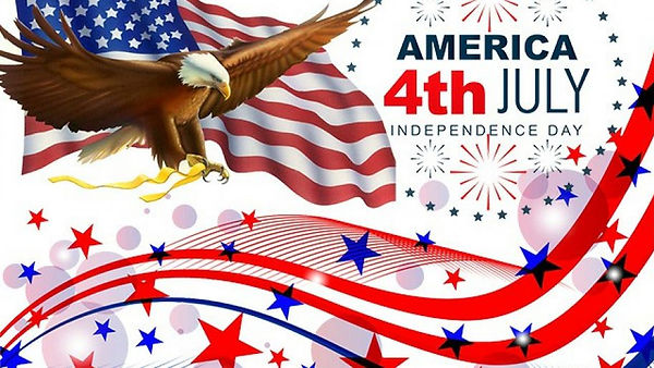 American-Flag-Bald-eagle-July-4-Independ
