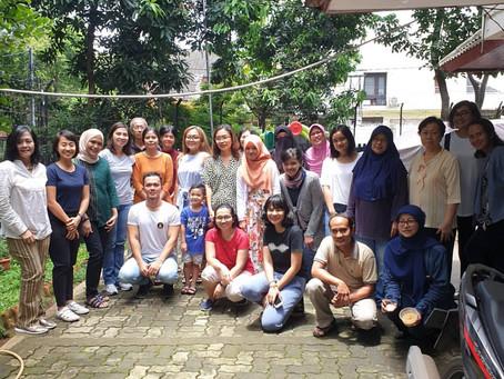 Zero Waste Workshop Mendaur Ulang Minyak Jelantah di Warung Kebunku