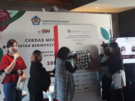 Partisipasi Kertabumi Klinik Sampah pada Peluncuran SBR 006 dengan tema Hari Kartini dan Hari Bumi