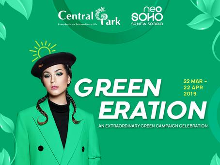 Kertabumi Klinik Sampah x Central Park Mall: Menyemarakkan Kampanye Greeneration