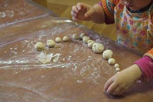 Fabrication de pains