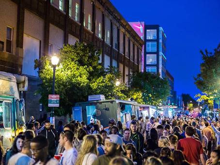 Philly Night Market @ Fairmount Ave, Thursday Aug 15, 2019, 5PM-10PM