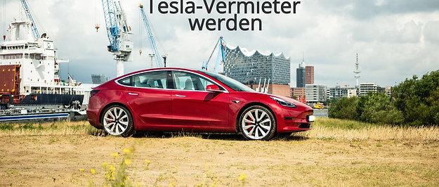 """Mini eBook """"Tesla-Vermieter werden"""""""