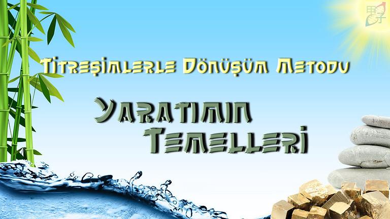 """Online TDM1 """"Yaratımın Temelleri"""""""